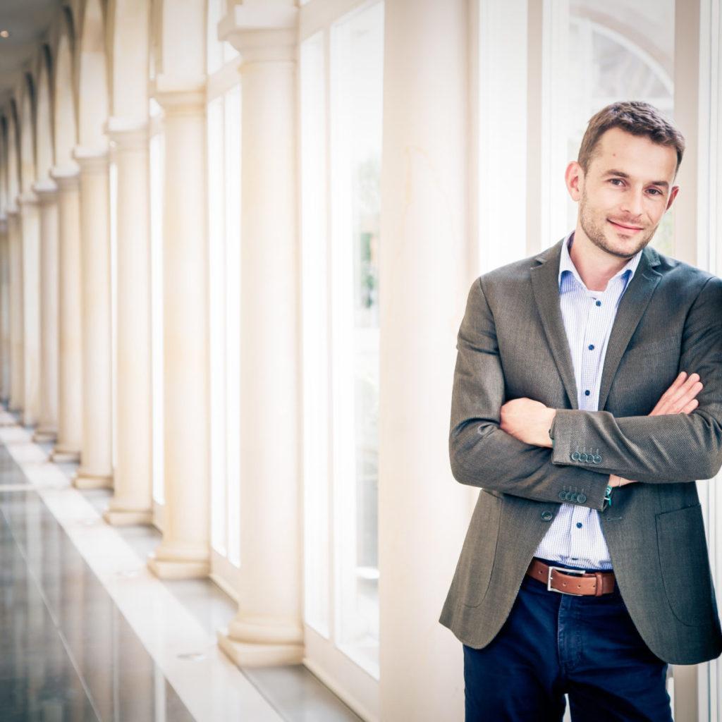 Florian Vigyikan, Enterprise Mobility Lead Consultant bei agilimo