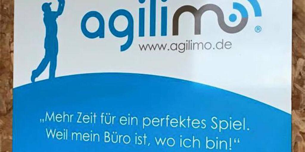 agilimo ist Sponsor des Golfpark Rosenhof