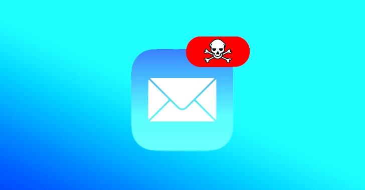 iOS Zero-Day-warnung: Hack in Apple Mail App